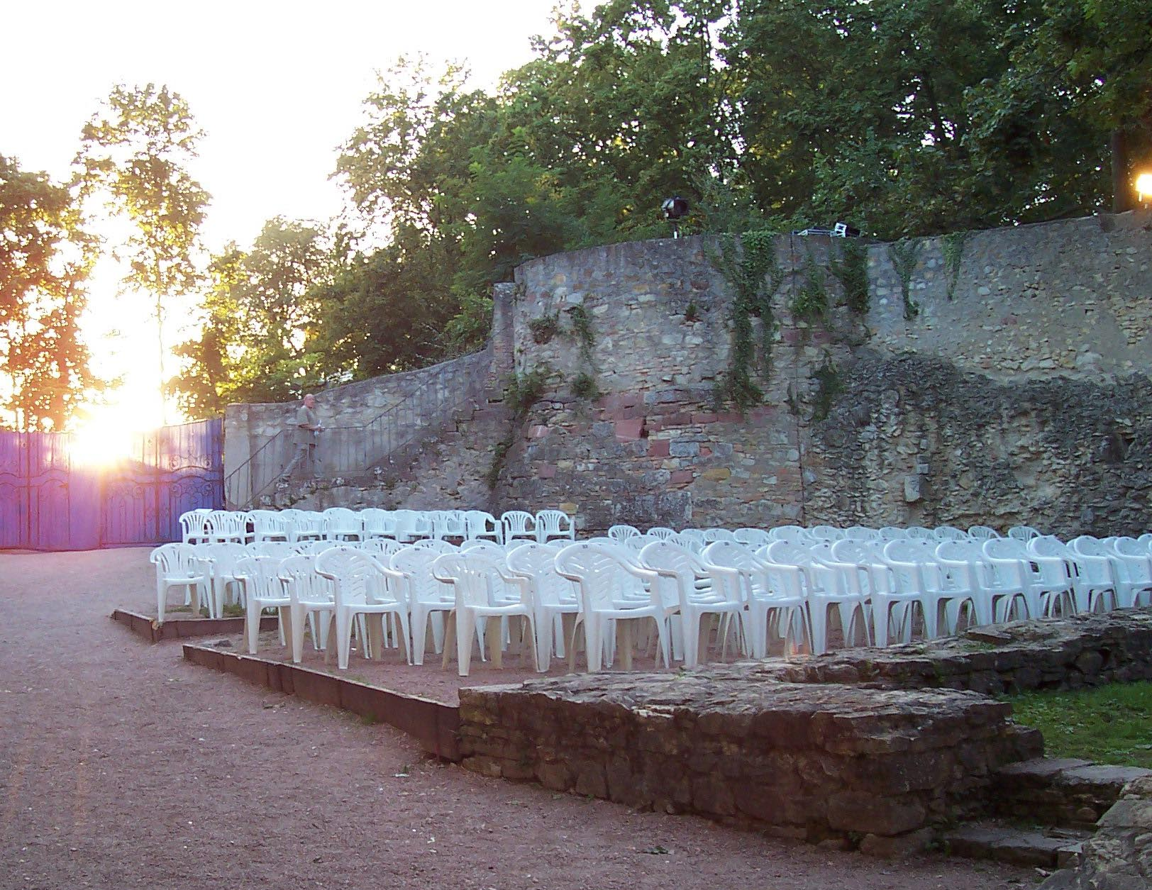 Förderverein der Oppenheimer Festspiele e.V.